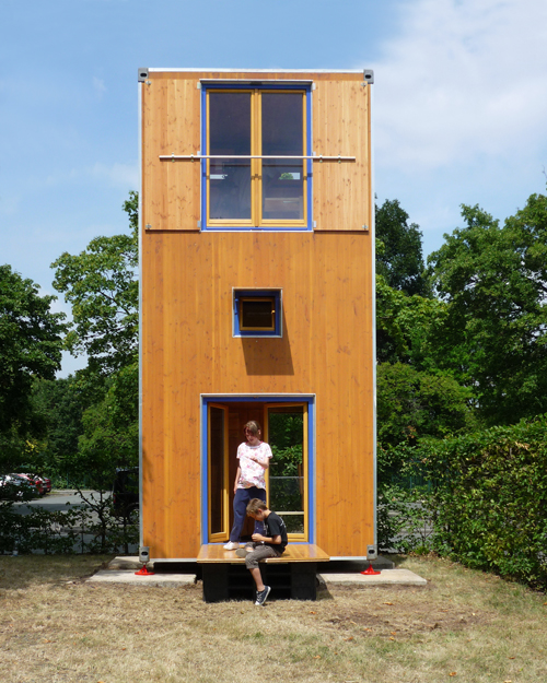 Forschung homebox for Holzcontainer wohnen